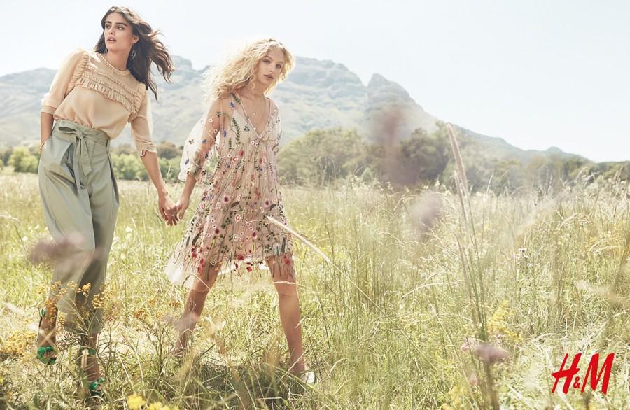 H&M Spring Fashion - Image #1